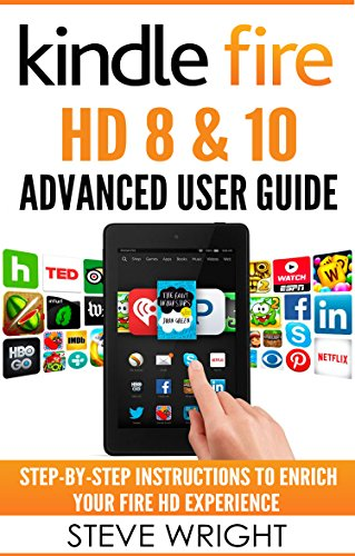 Kindle Fire Users Guide How To Troubleshooting Manual Guide Book