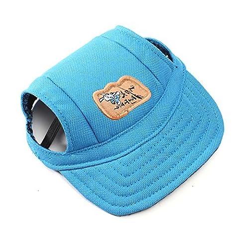 Costumes Mignon Chihuahua - Forepin® Casquette de Baseball Chapeau pour Chien