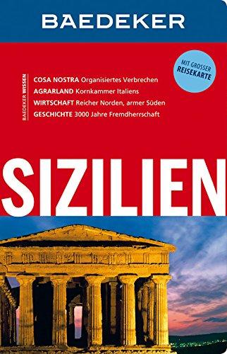 Baedeker Reiseführer Sizilien: mit GROSSER REISEKARTE