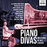 Jazz Piano Divas (Box 10 Cd)