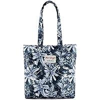 [HotStyle con stampa] Floral Design–Borsa shopper Borsa a