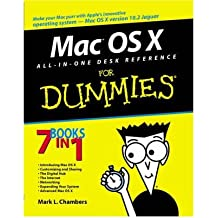 [(Mac OS X All-in-One Desk Reference For Dummies)] [by: Mark L. Chambers]