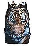 Rucksack Tiger, Tier Tiere Wildtiere Eyecatcher Rucksäcke Tasche Taschen
