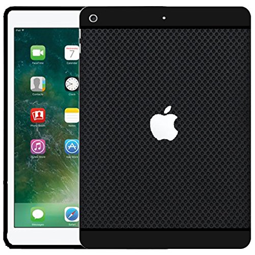 Hello Zone Exclusive Dotted Matte Finish Soft Back Case Cover For iPad...
