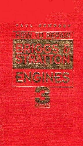 How to Repair Briggs & Stratton Engines (Manual Repair Stratton)