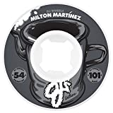 OJ Wheels 54mm Martinez insaneathane EZ Edge 101A Skateboard Laufradsatz