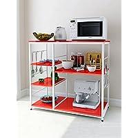 Kitchen furniture Muebles de Cocina Estantería de Cocina Racks de Horno de microondas (4 Colores