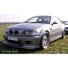 BMW 3 M3 E46 Labio Delantero Spoiler Delantero Alerón tuning