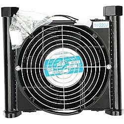 Échangeur de chaleur hydraulique, refroidisseur d'air hydraulique, échangeur de chaleur hydraulique de radiateur à huile(380v)