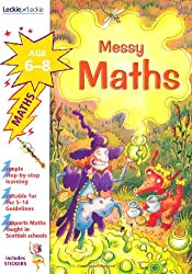 MESSY MATHS 6-8 (Leckie)
