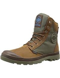 Palladium Unisex-Erwachsene Pampa Sport Cuff Wpn Combat Boots