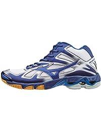 Mizuno Wave Bolt Mid, Zapatillas de Voleibol para Hombre, Turquesa