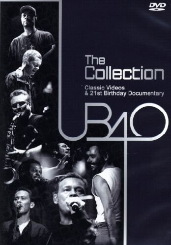 UB 40 - The Collection (Dvd Ub40)