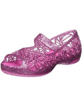 Crocs Isabella Glitter Flat PS W