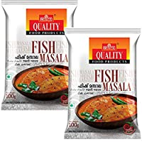 Quality Spices Fish Masala Powder 100 Grams (Pack of 2)