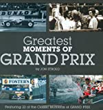 Greatest Moments of Grand Prix (Little Books)