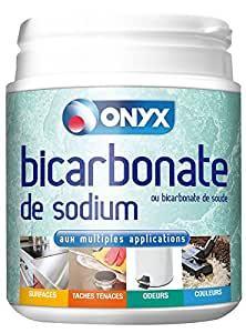 onyx bicarbonate de sodium 500 g lot de 2 hygi ne et soins du corps. Black Bedroom Furniture Sets. Home Design Ideas