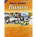 Nuevo avance basico / Nuevo acance básico. Libro del alumno (inkl. CD): Curso de español. Nivel A1+A2