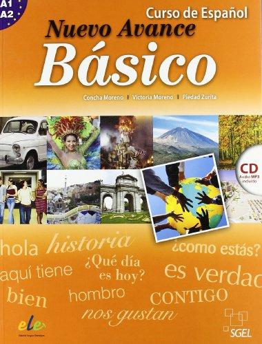 Nuevo Avance Básico alumno + CD