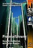 Prozessf�hrung, 1 CD-ROM Dynamik und Betrieb technischer Anlagen. Ein multimedialer Lehrgang �ber Prozess- und Anlagentechnik Bild