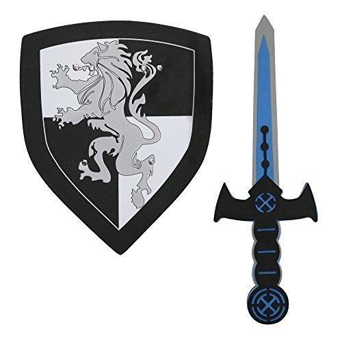 r Schwert & Schild Spiele Set (Krieger-schwert)