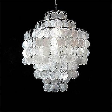 LINA-Moderno e minimalista scacciapensieri shell personalità creative scala lampadari soggiorno ristorante camere da letto studio e lampade ,350