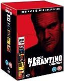 Tarantino Collection (Reservoir Dogs/Pulp Fiction/Jackie Brown/Kill Bill/Kill Bill 2) [DVD]