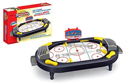 NEO+ Juego de Mesa Mini Hockey Sobre Hielo (77788)