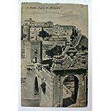 Antigua postal. Old post card - TOLEDO - Nº 3. Puente de Alcántara