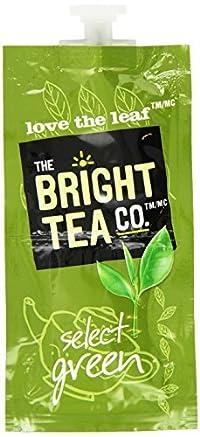 FLAVIA Tea, Select Green, 20-Count Fresh Packs (Pack of 5)