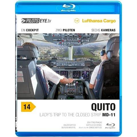 PilotsEYE.tv | QUITO | MD-11 F |:| Blu-ray Disc® |:| Lufthansa Cargo | Lady