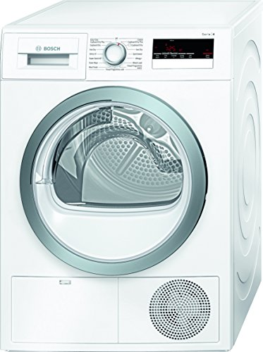 Bosch WTN85250GB Freestanding B Rated Condenser Tumble Dryer - White