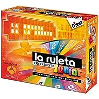 Diset - La ruleta de la suerte Junior (46204)