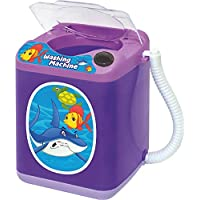 Premium Quality Washing Machine Toy for Kids(Non Battery Operational) JUST A Toy (Purple)