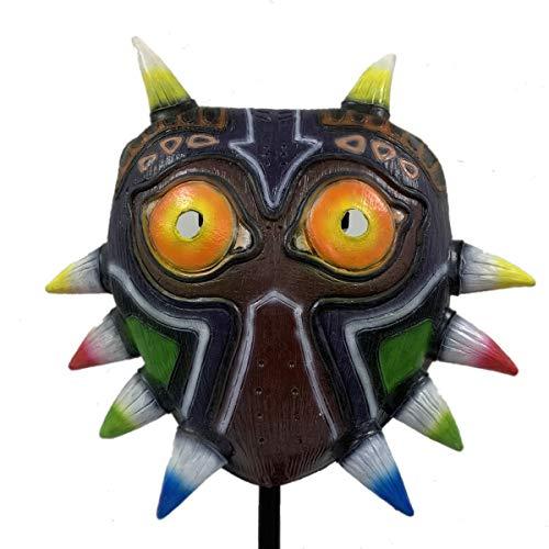 hcoser The Legend of Zelda: Majora's Mask Cosplay Helm Halloween Party Requisiten