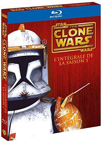 Star wars [Blu-Ray Disc] : The Clone Wars. Saison 1
