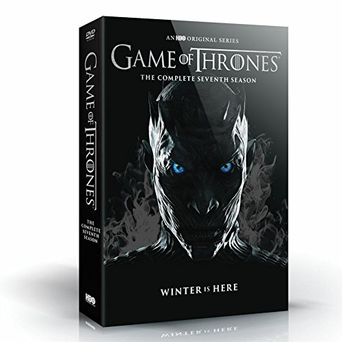 GAME OF THRONES: THE COMPLETE SEVENTH SEASON - GAME OF THRONES: THE COMPLETE SEVENTH SEASON (4 DVD)