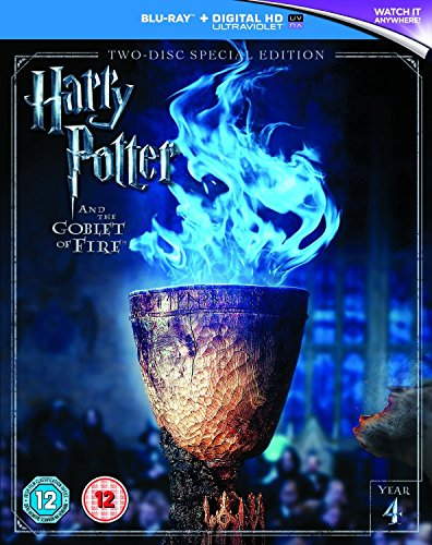 Harry Potter And The Goblet Of Fire (Harry Potter Goblet Film)