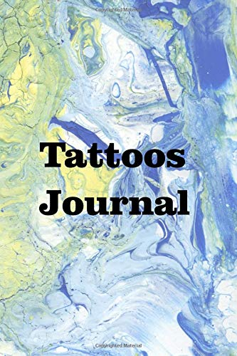 Tattoos Journal: Keep track of your body art