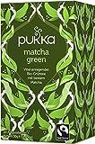 Matcha Green PUKKA Tee BIO 4 Packungen à 20 Teebeutel