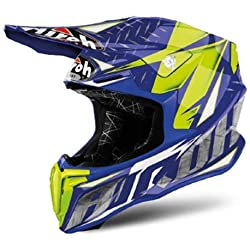 Airoh HELMET TWIST IRON BLUE GLOSS M