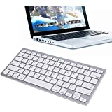 Ultra-Slim Wireless Bluetooth Keyboard For Android For Windows For IOS