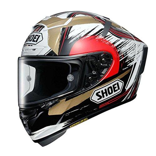 Shoei X-Spirit 3 Marquez II Casco integrale Moto Motocicletta XS (53-54cm)