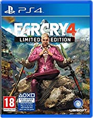 FarCry 4 Limited Edition PS4