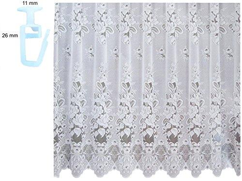 rideau-store-pret-rideau-300-cm-x-150-cm-blanc-roses-galon-fronceur-rideau
