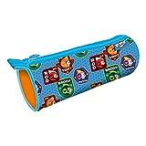 ARDITEX TW12724 Lapicero Portatodo Cilíndrico de 21.5x7.5x7.5cm de Nickelodeon-Top Wings
