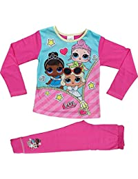 Cup of Tees LOL Surprise Dolls Girls Snuggle Fit Pyjamas