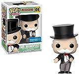 FunKo Pop Board Games Monopoly 01 Mr. Monopoly Walmart Exclusive