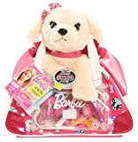 JP Barbie Hellbraun Puppy Vet Bag Set