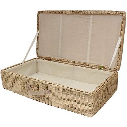 Hartleys - Unterbettbox aus gewebtem Seegras
